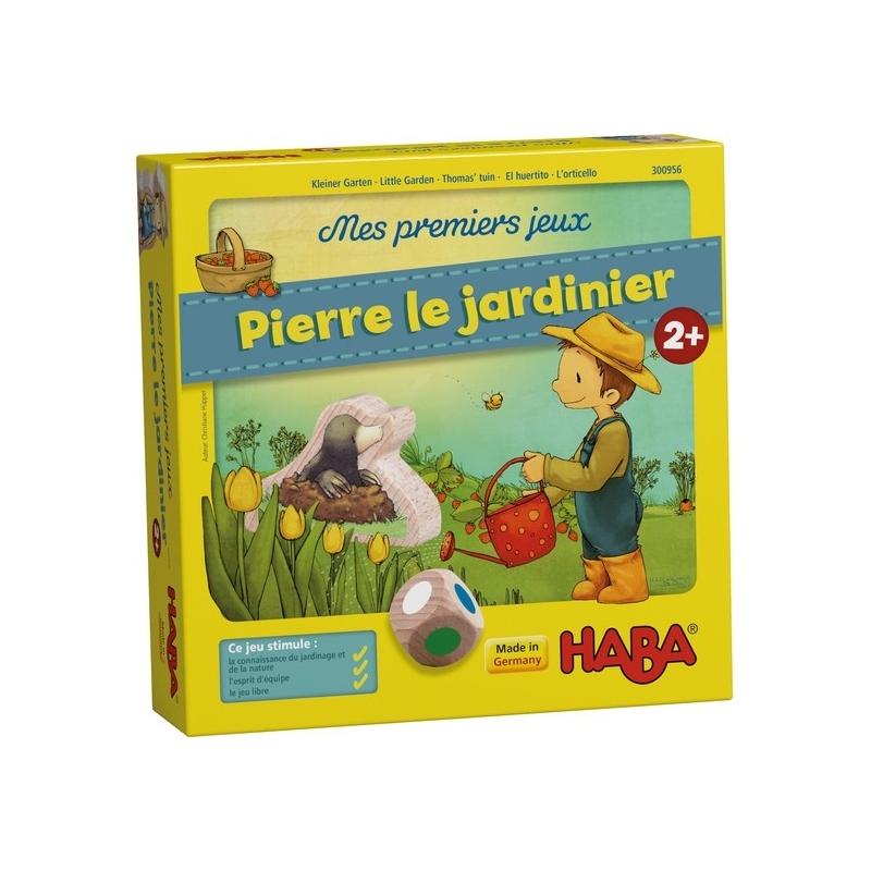 Mes premiers jeux HABA – Pierre le jardinier