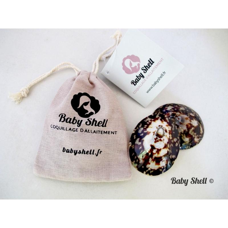 Coquillage d'allaitement Baby Shell - Jolie Cerise