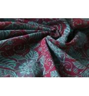 Sling Yaro Ava Ultra Coral Purple Turkis Wool Tencel