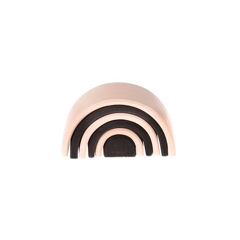 Petit Tunel monochrome Grimm's - Jolie Cerise