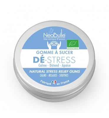 Gomme Dé-Stress Néobulle - Jolie Cerise