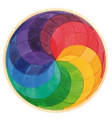 Spirale de couleur Grimm's - Jolie Cerise