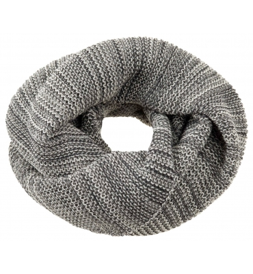 Loop Scarf Enfant Anthracite Disana - Jolie Cerise