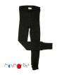 Legging évolutif Foggy Black Manymonths - Jolie Cerise