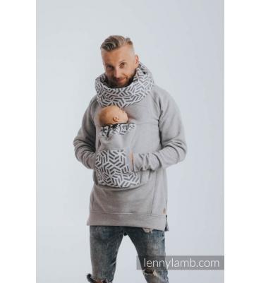 Sweatshirt Lennylamb Pearl XXL - Jolie Cerise