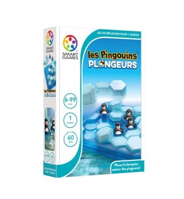 Les Pingouins Plongeurs SmartGames - Jolie Cerise