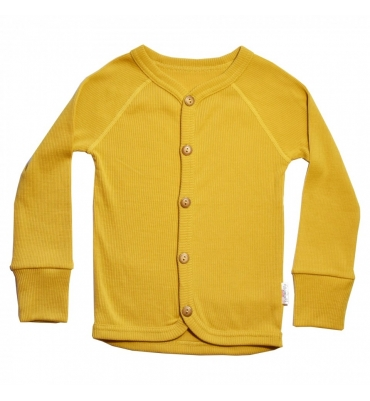 Cardigan Lemon Pink Woolly - Jolie Cerise