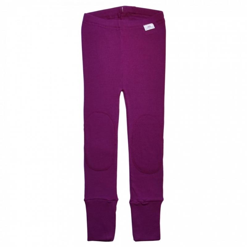 Legging Purple Wine Pink Woolly - Jolie Cerise