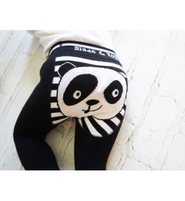 Legging WWF Panda Blade & Rose - Jolie Cerise