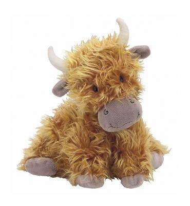 Vache Truffles Highland Jellycat - Jolie Cerise