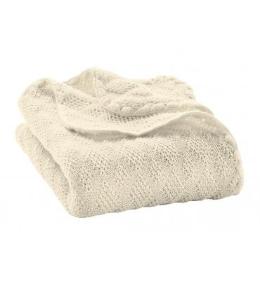 Couverture laine Nature Disana