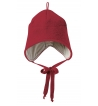 Bonnet laine bouillie Disana Bordeaux