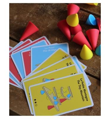 OPPI Cartes créatives - Jolie Cerise
