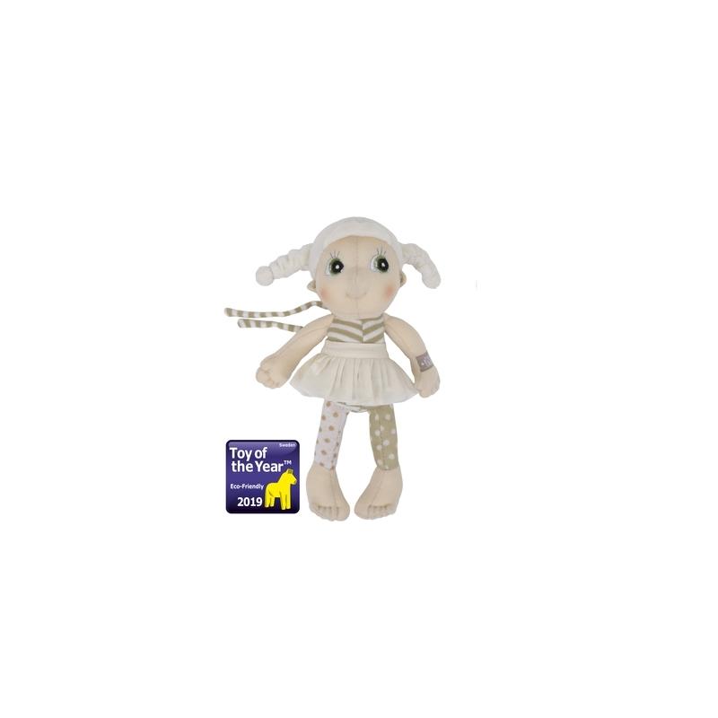 Poupée Rubens Barn - Mini EcoBuds Lily
