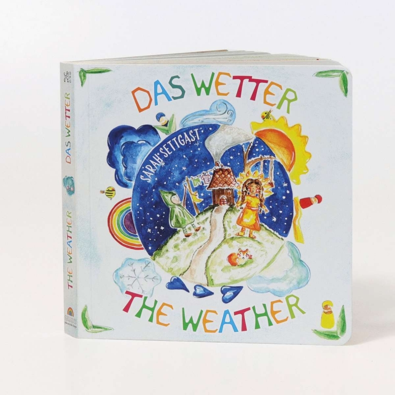 The Weather Book Grimm's - Jolie Cerise