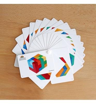 Livret pour Creative Puzzle Square