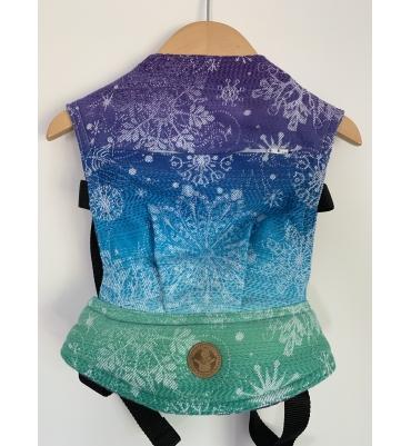 Porte-poupon Lennylamb - Snow Queen Crystal