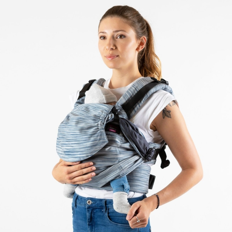 Emeibaby Baby Size Full Degrade - Jolie Cerise