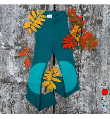 Legging Patch Manymonths Ocean Wave