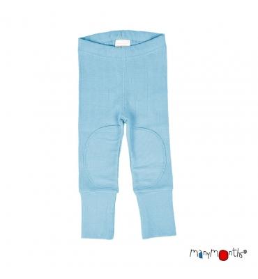 Legging Manymonths Milky Blue - Jolie Cerise
