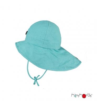 Chapeau Manymonths Light Seafoam Green - Jolie Cerise